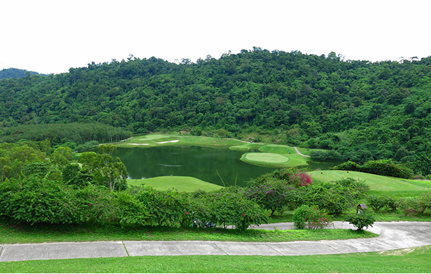 14th tee, wangjuntr golf park,pattaya, thailand
