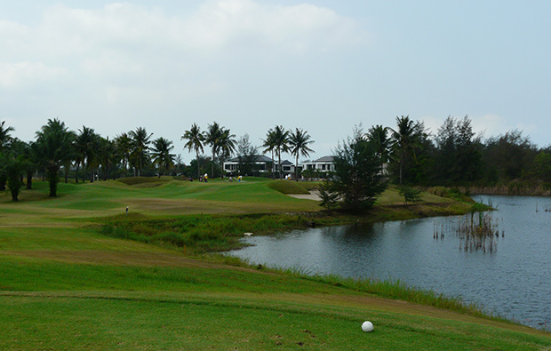 fairway crystal bay golf club, pattaya, thailand