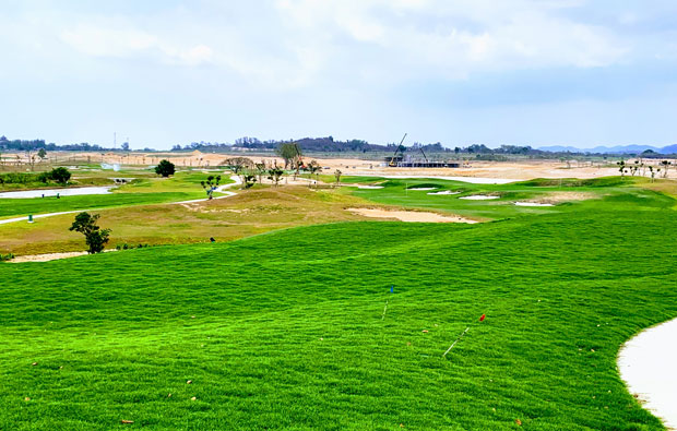 Siam Country Club Rolling Hills Fairways