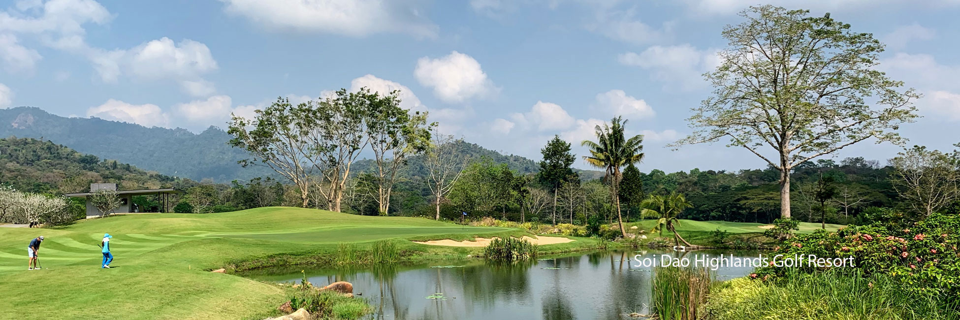 The Pattaya Golf Holiday Experts